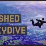 Sue crashed a skydive