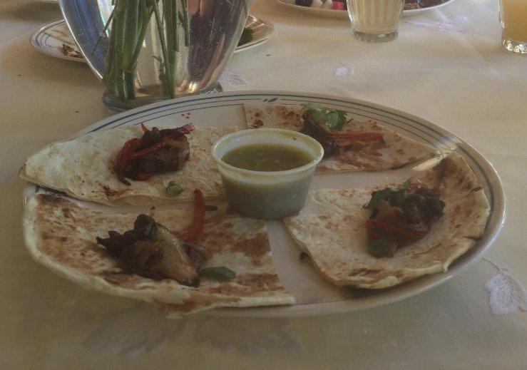 Foot Tacos