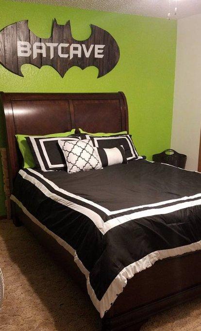 Brandon's room