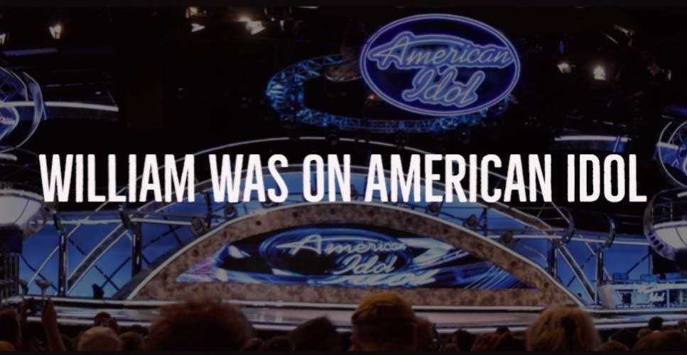William Hung on American Idol