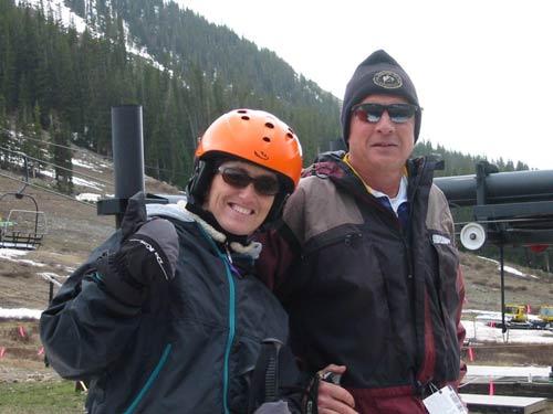 Deb and Gary