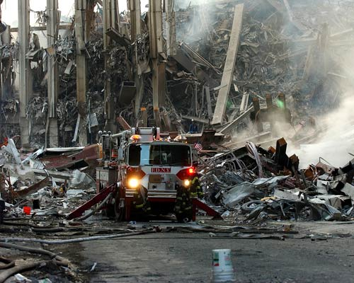 Some of the aftermath of Sep 11