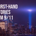 Two first hand stories from 9/11