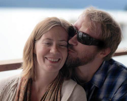 Dan and Amber