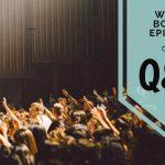 Bonus episode - Q&A