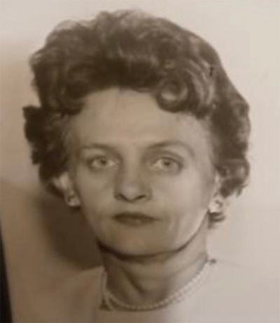 Monica's grandmother Florence