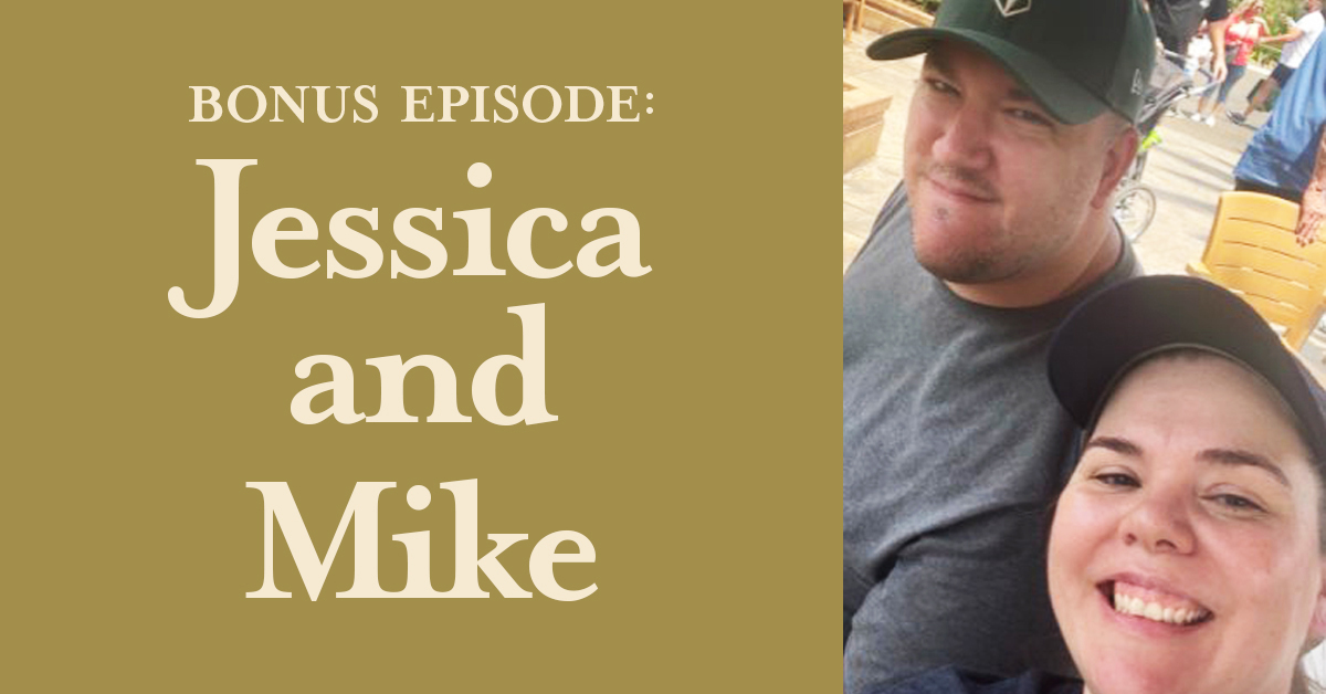 Jessica and Mike